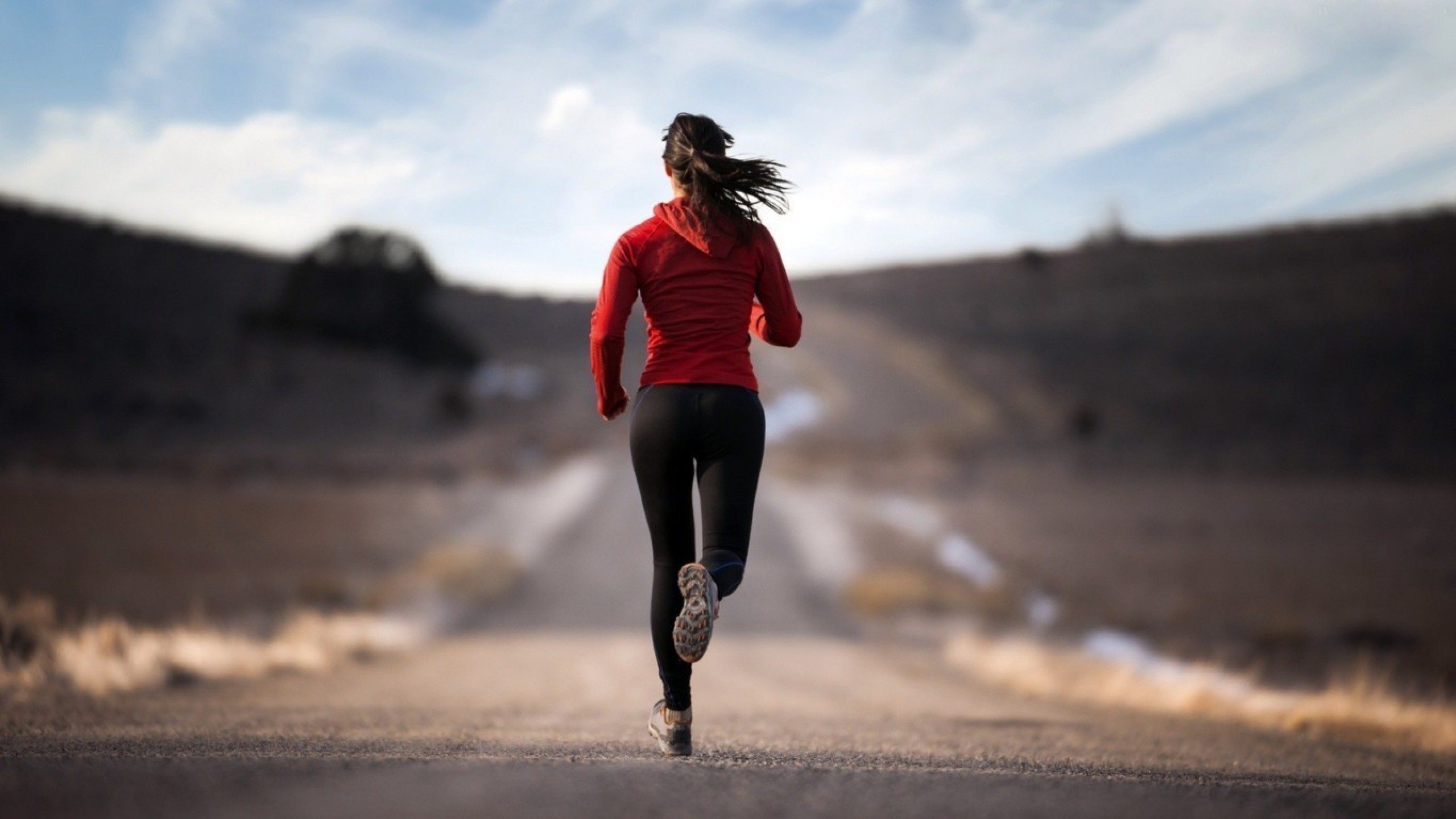 Girl Jogging Full Hd Wallpaper Download Jogging Photos Free A