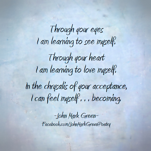 Experiencing Transformational Love - John Mark Green