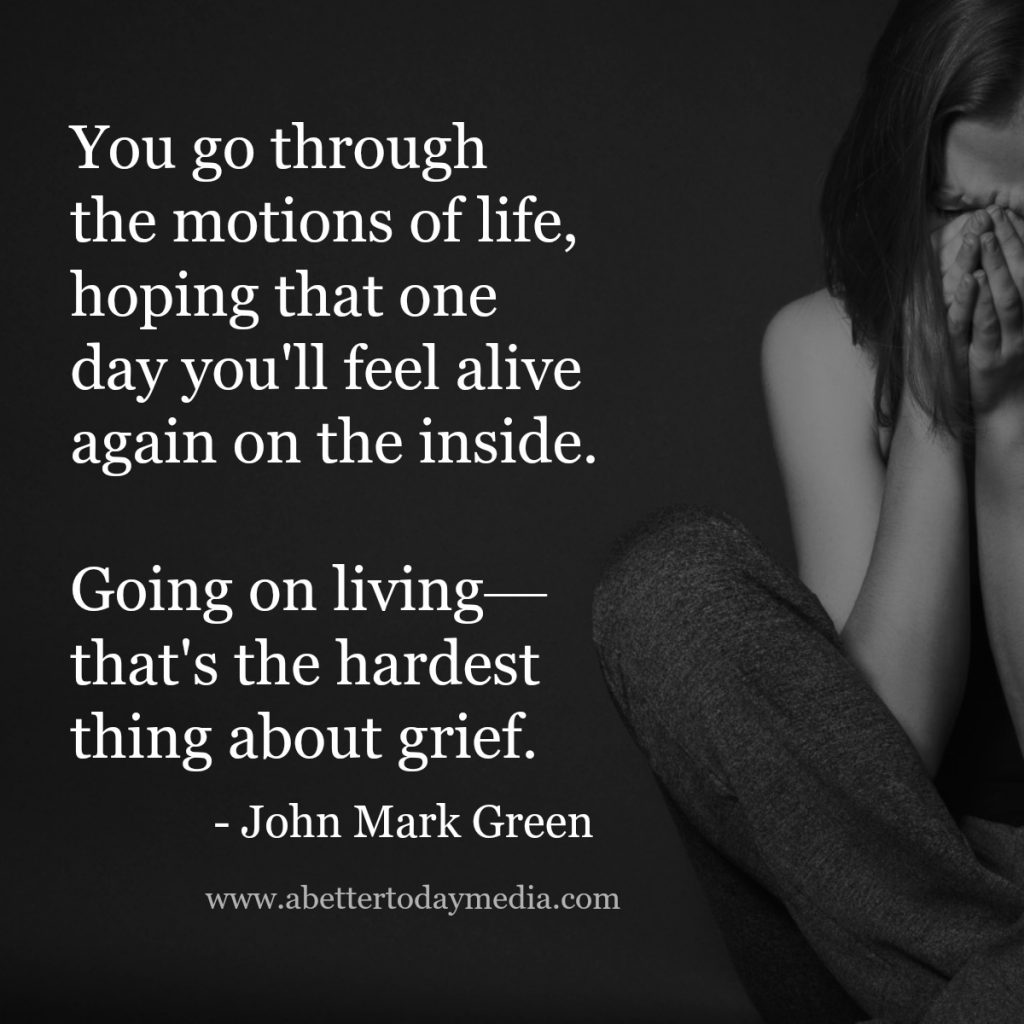 John Mark Green Grief