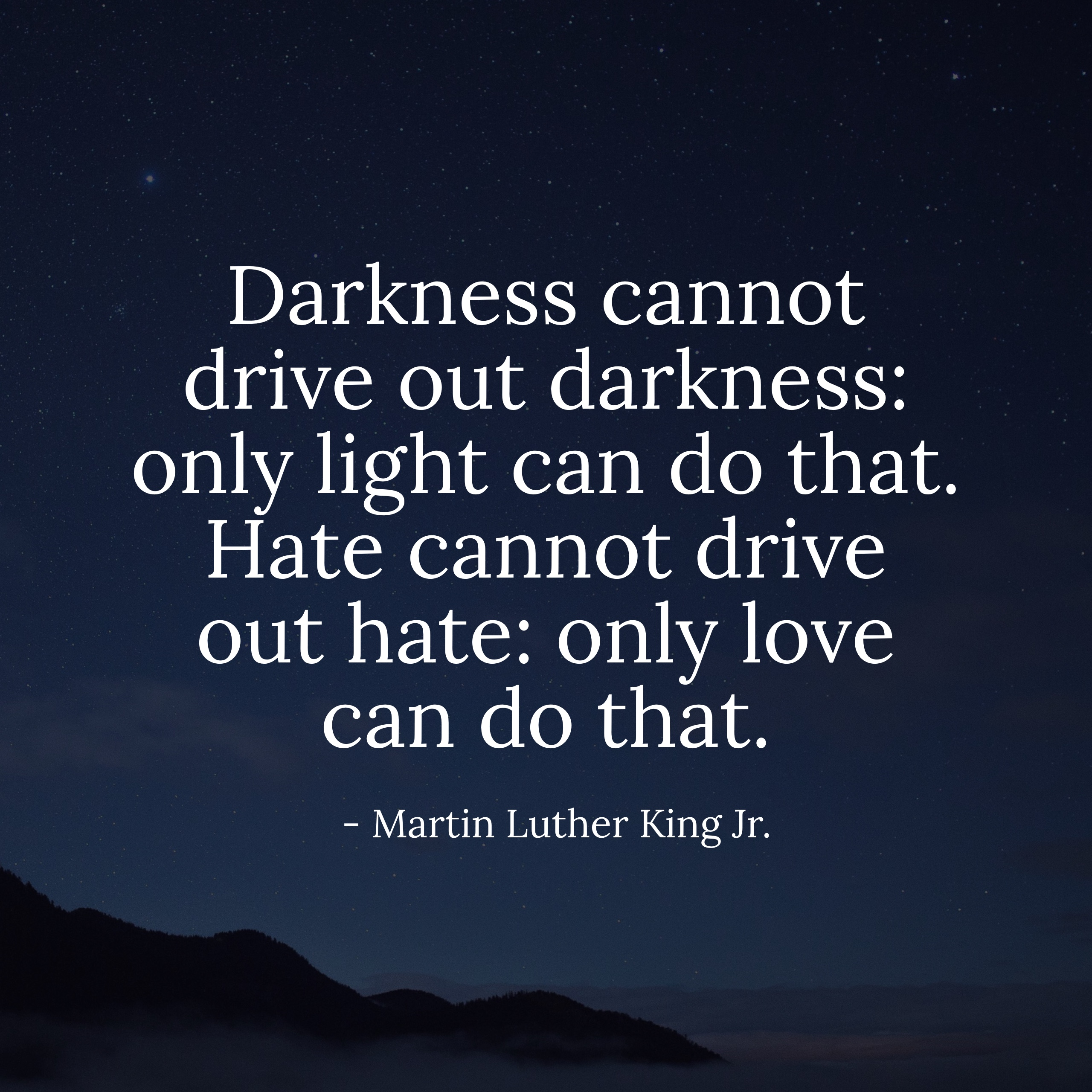 Martin Luther King Love Quotes Powerful Martin Luther King Jrquotes
