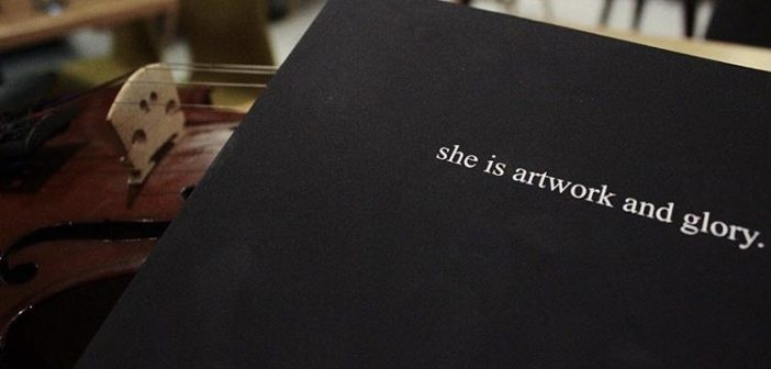 "A Review of ""She Is Artwork and Glory"" written by Mahnoor Rehan"
