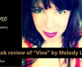 "Poetry Book Review: ""Vine"" by Melody Lee"