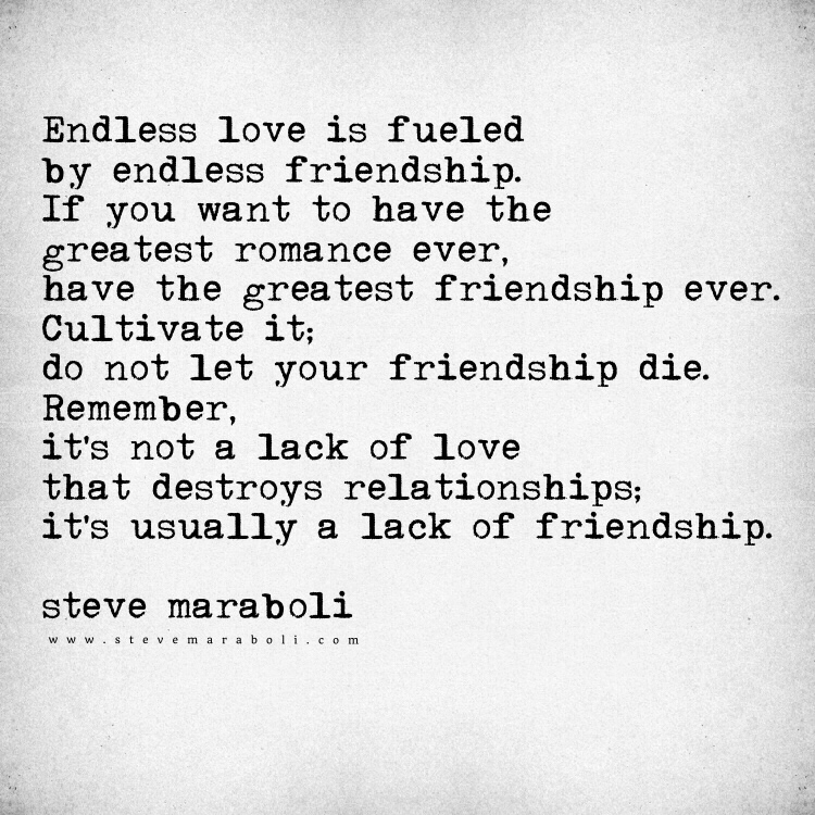 Endless Love Quotes | 8 Steve Maraboli Love Quotes Straight From The Heart